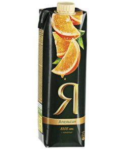 """Сок """"Я"""". Апельсиновый (0,97л.)"""