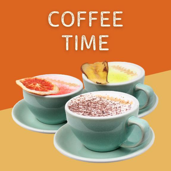 Акция Coffee time